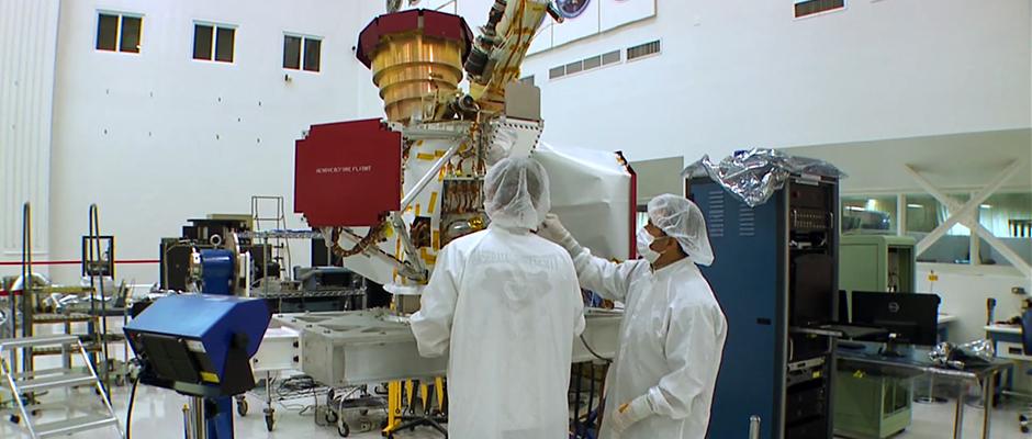 NASA/JPL OUR RESTLESS PLANET